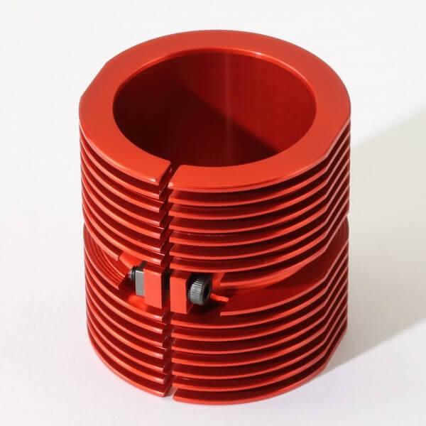 Kontronik KK 500/600 · Alu-Kühlkörper für Ø 36mm Motoren