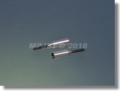Schubstangenanschluss M 2 Linksgewinde · für Ø 3,0 mm · 2er-Pack · MP-Jet