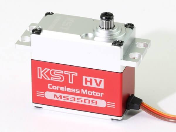 KST MS 3509 · 21 mm digitales HV-Servo bis 320 Ncm