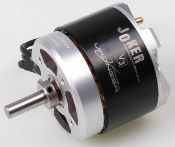 Joker 5050-9 V3 · 430 kv · Planet Hobby Brushless Motor