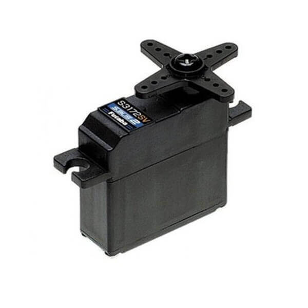 Futaba S3172SV · 11 mm digitales Micro Servo bis 41 Ncm