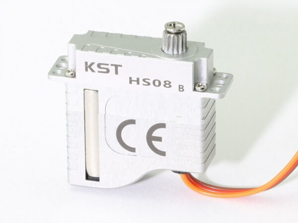KST HS-08B · 8 mm digitales HV-Servo bis 51 Ncm