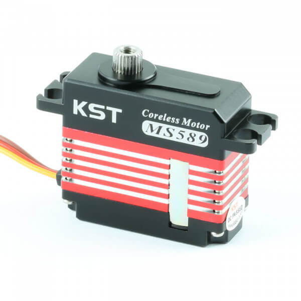 KST MS 589  · 15 mm digitales HV-Servo bis 92 Ncm