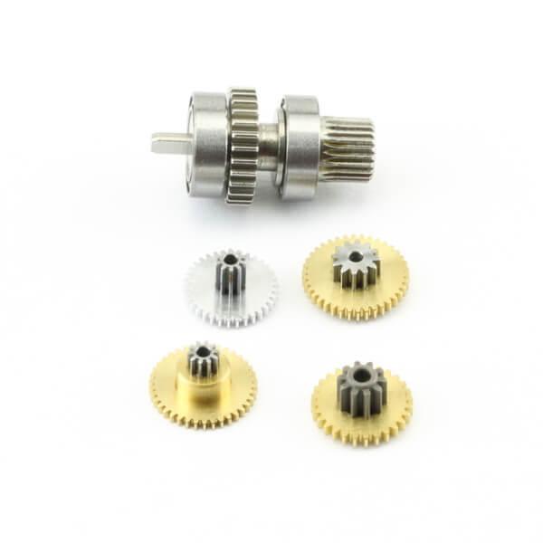 Ersatzgetriebe für MKS Servo HBL 6625 HV