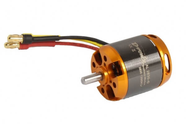Brushless Motor AL 2835-6 · D-Power
