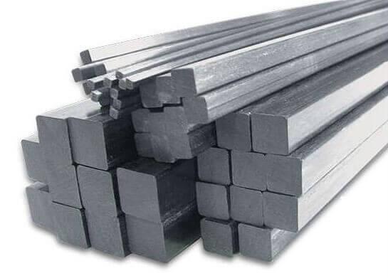 1,4 x 1,4 mm CFK Quadratstab · 1000 mm · R & G