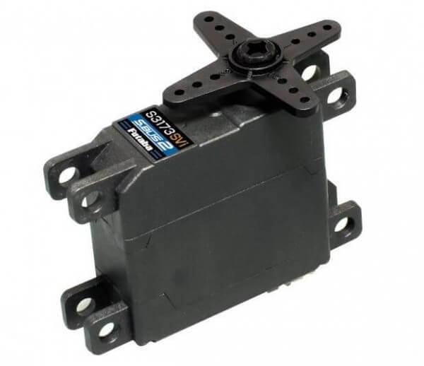 Futaba S3173SVi · 11 mm digitales Micro HV-Servo bis 43 Ncm