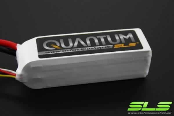 SLS Quantum 2200 mAh 3S Lipo (11,1V) 65 C · XT-60-Stecker