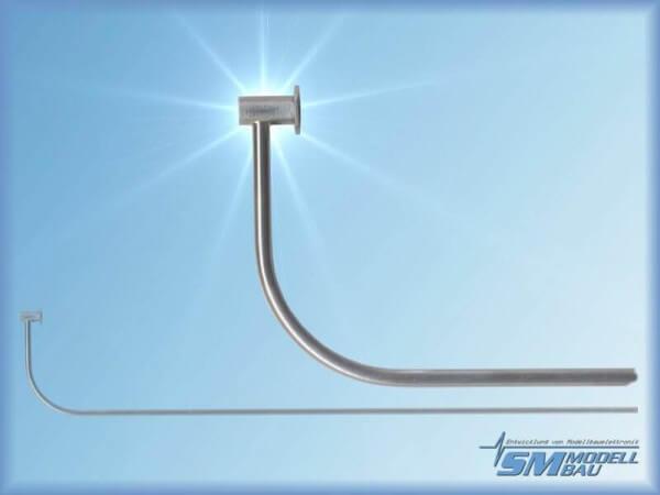 TEK Düse · 240 mm lang · abgewinkelt · SM-Modellbau
