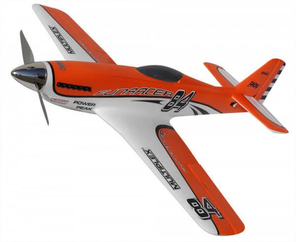 MPX RR FunRacer orange · mit Motor, Regler, Servos · Multiplex