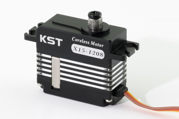KST X15 1208 · 15 mm digitales HV-Servo bis 135 Ncm