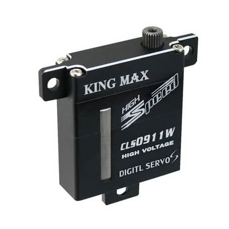 KM  911 · 10 mm digitales HV-Servo bis 110 Ncm · King Max
