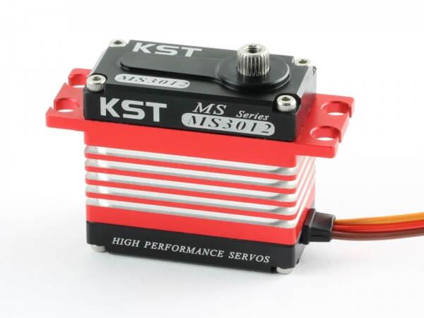 KST MS 3012 · 20 mm Brushless-HV-Servo bis 350 Ncm für Großmodelle
