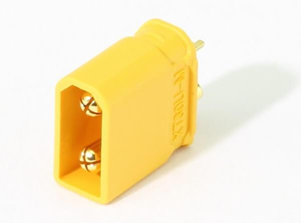 XT30 Stecker · Nylon · Kontakte vergoldet · Amass High Quality Product