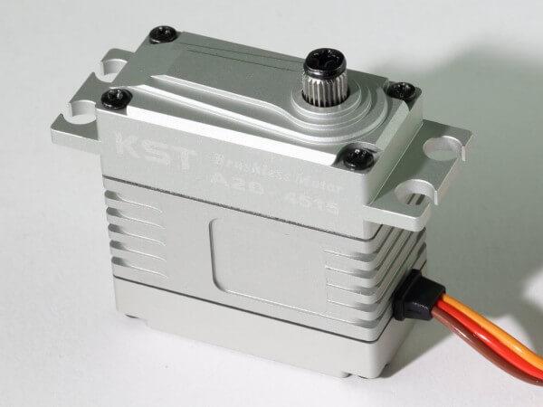 KST A20-4515 · 20,5 mm digitales Brushless-HV-Servo bis 500 Ncm