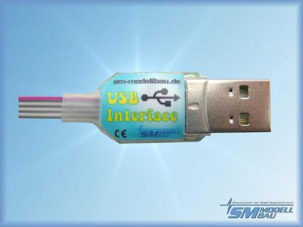 USB Interface · SM-Modellbau