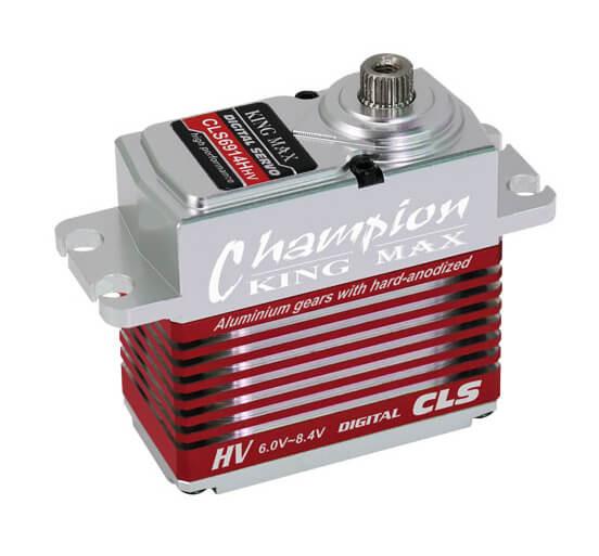 CLS 6914 H · 20 mm digitales HV-Servo bis 165 Ncm · waterproof · King Max