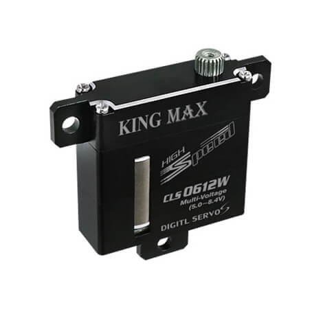 KM  612 · 10 mm digitales HV-Servo bis 85 Ncm · King Max