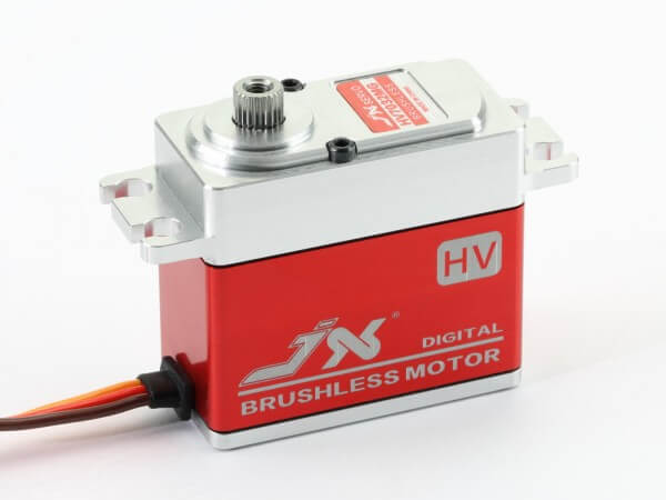 BLS 7032 · 20 mm HV-Servo bis 325 Ncm · 0,07 s · JX Brushless Digital
