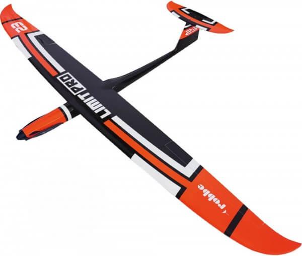 Limit Pro ARF · 1,70 m GFK 2-Klappen-Hotliner · Robbe Modellsport