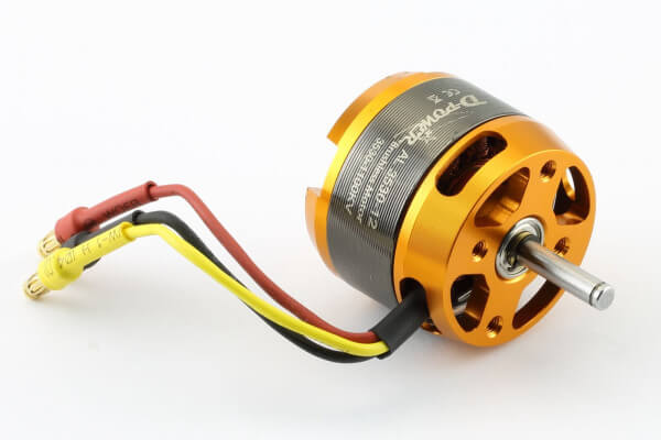 Brushless Motor AL 3530-12 · D-Power