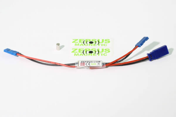 Zepsus Magnetic Switch 7 A mit Ladekabel · F3B F3F F3J