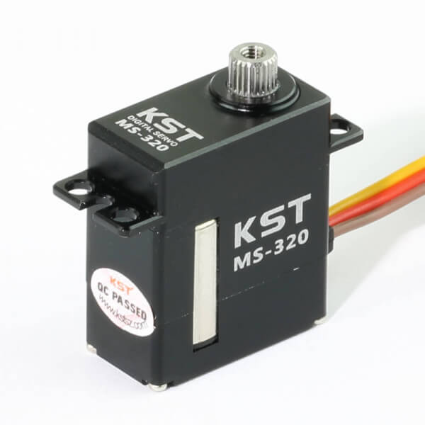 KST MS 320 · 12 mm digitales Micro Servo bis 55 Ncm