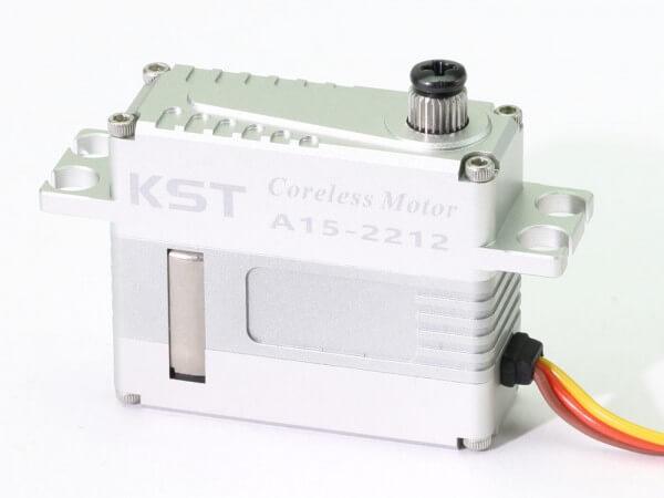 KST X15 2212 · 15 mm digitales HV-Servo bis 250 Ncm