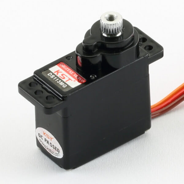 KST DS 113 MG · 11,7 mm digitales HV-Servo bis 22 Ncm