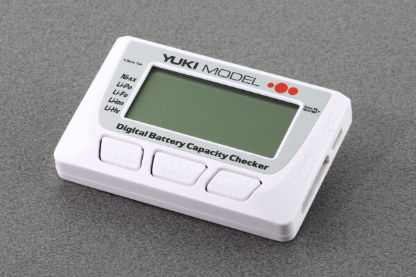 Digital Lipo Checker · Balancer · Yuki Model