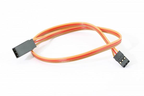 35 cm Verlängerungskabel JR Uni 3 x 0,25 mm² · Muldental