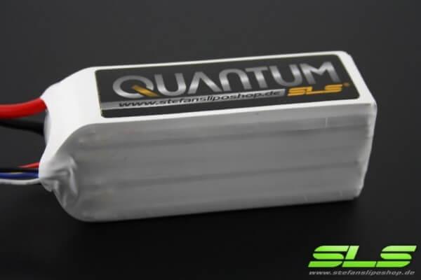 SLS Quantum 1800 mAh 5S Lipo (18,5V) 65 C · XT-60-Stecker