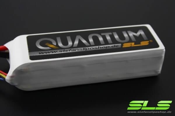 SLS Quantum 3000 mAh 4S Lipo (14,8V) 65 C · XT90-Stecker