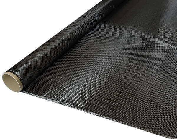 Sonderpreise solange Vorrat reicht -  R & G CFK-Gewebe Leinwand 160 g/m²