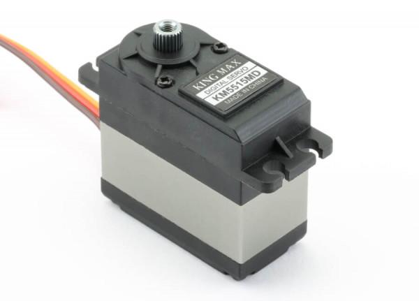 KM 5515 MD · 20 mm digitales 6-V-Servo bis 164 Ncm · Kingmax