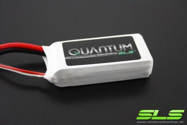 SLS Quantum 1300 mAh 2S Lipo (7,4V) 30/60 C · XT60-Stecker