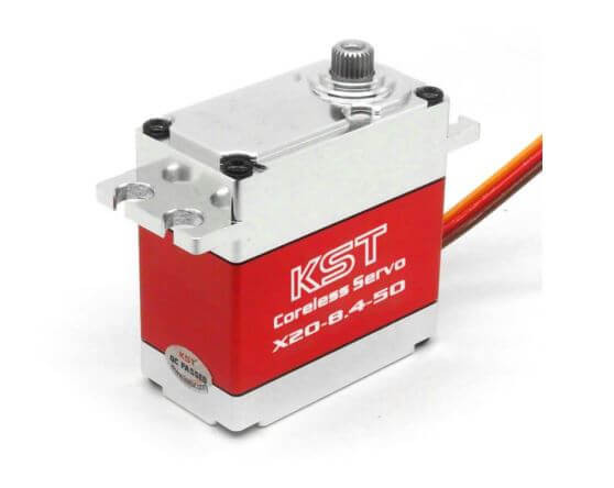 KST X20 · 21 mm digitales HV-Servo bis 450 Ncm · Big Scale