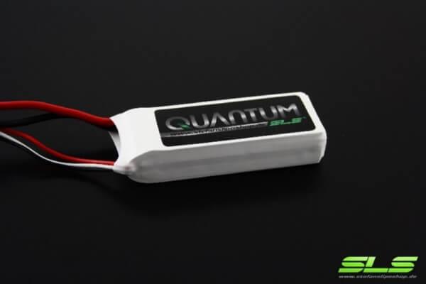 SLS Quantum 1600 mAh 2S Lipo (7,4V) 30/60 C · XT60-Stecker