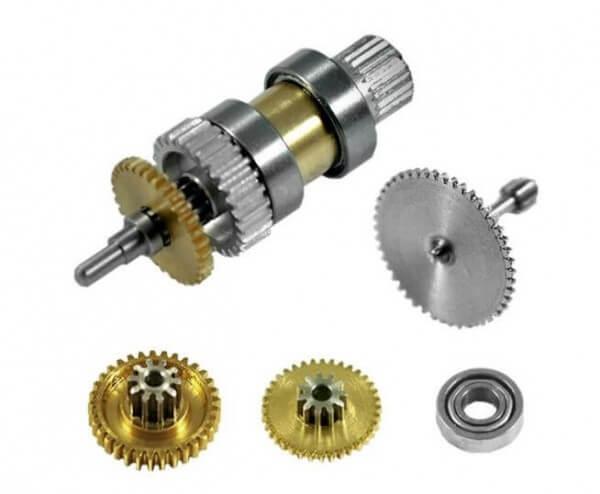 Ersatzgetriebe für MKS Servo HV 6130  ·  HV 6130-H