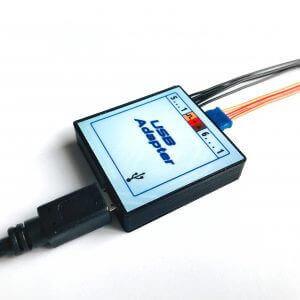 YGE USB Adapter · für  LVT und HVT Regler