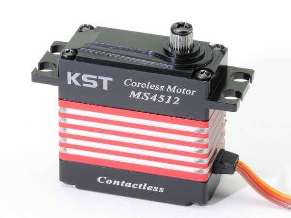 KST MS 4512 · 20 mm digitales HV-Servo bis 450 Ncm