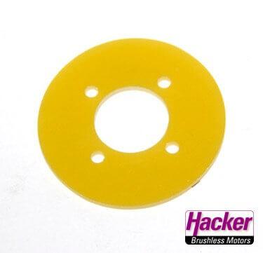 Ø 45 x 2 mm GFK-Motorspant u.a. für Hacker B40 · B50 · A30