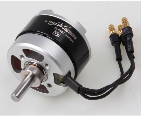 Joker 3530-9 V3 · 1430 kv · Planet Hobby Brushless Motor