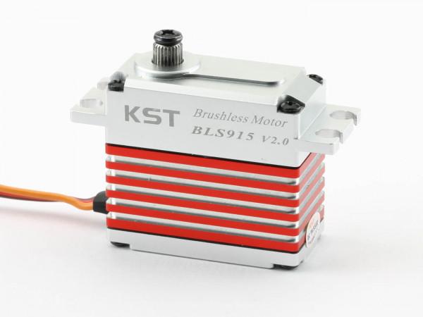 KST BLS 915 V2 · 20 mm Brushless-HV-Servo bis 250 Ncm für Großmodelle und Hubschrauber