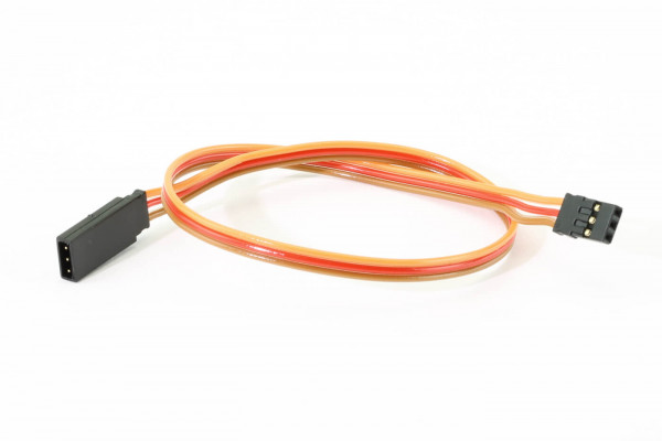 32 cm Verlängerungskabel JR Uni 3 x 0,25 mm² · Muldental