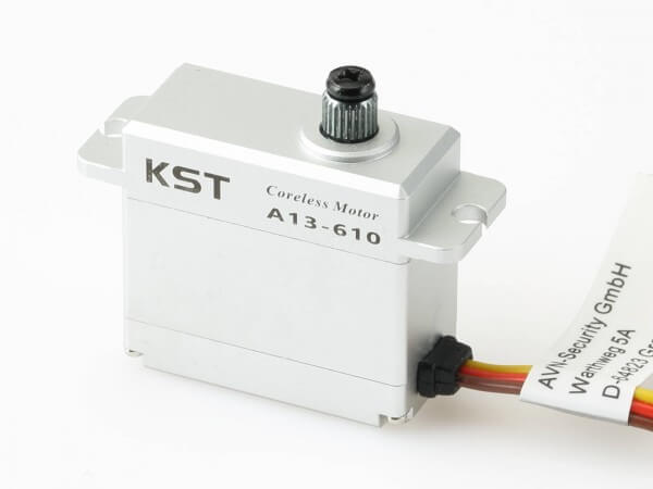 KST A13-610 · 13 mm digitales HV-Servo bis 90 Ncm