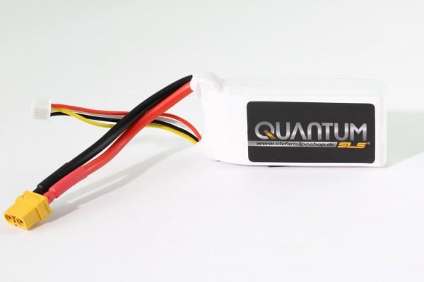 SLS Quantum 1000 mAh 3S Lipo (11,1V) 65 C · XT-60-Stecker