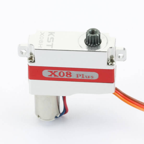 KST X08H V5 Plus · 8 mm digitales HV-Servo bis 53 Ncm