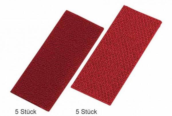 25 mm Klettband selbstklebend · 5 Stück 60 mm Flauschband + 5 Stück 60 mm Hakenband · Multiplex