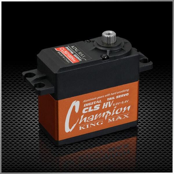CLS 6108 H · 20 mm HV-Servo bis 95 Ncm · wasserdicht · Kingmax